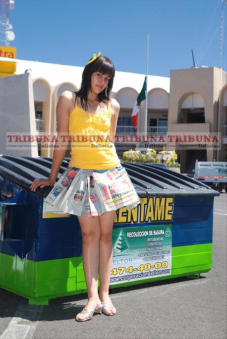 Diseos De Vestidos De Reciclaje | apexwallpapers.com